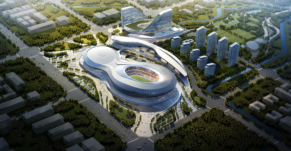 凤凰山体育公园