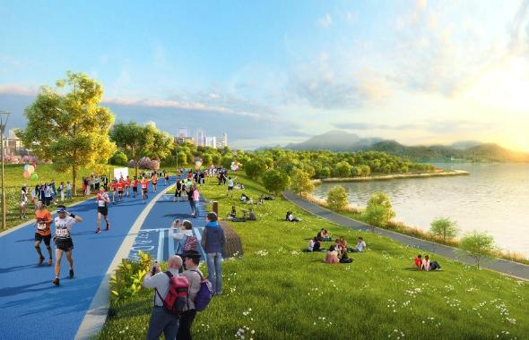 天府奥体公园环湖马拉松赛道一期和体育公园一期项目政府专项债成功发行